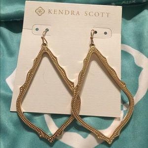 Kendra Scott Sophee earring in rose gold
